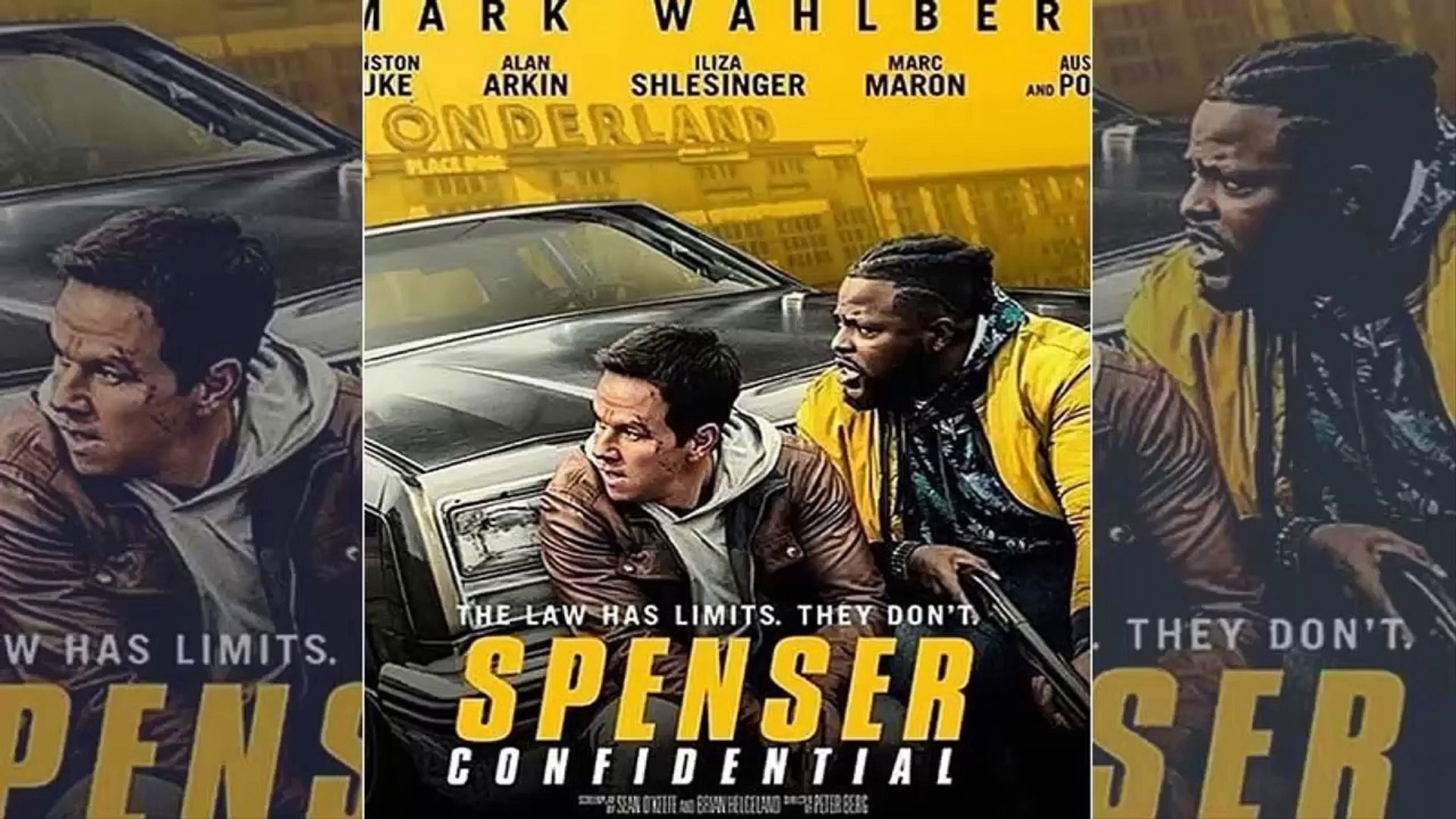 Spenser Confidential Novastream